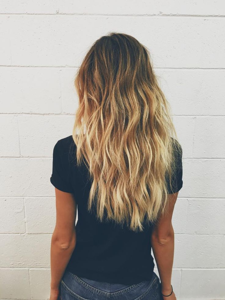 Best 25+ Beach hair ideas on Pinterest | Long beach hair ...
