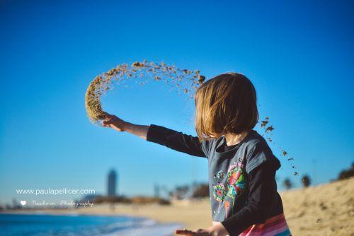 Fotografía de niños y familias, momentos capturados