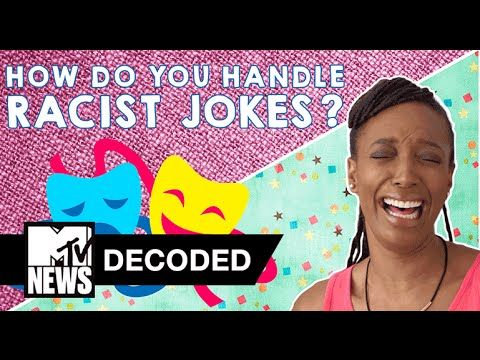 Franchesca Ramsey: https://twitter.com/chescaleigh Brought to you with love by: http://mtvother.com Produced by: http://www.kornhaberbrown.com Racist Jokes c...