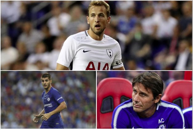 #rumors  Chelsea FC news: 'What must Alvaro Morata be thinking right now?' - Reaction to Antonio Conte's comments about Harry Kane