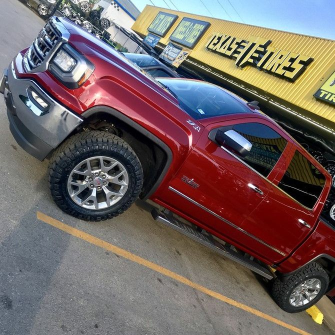 Sierraz71 S 2018 Gmc Sierra 1500 4wd Double Cab With 285 60r20