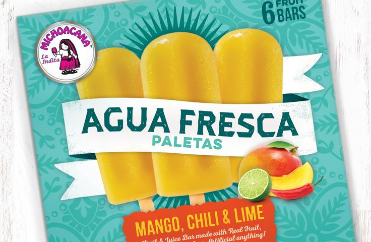 Paleteria La Michoacana Paletas on Packaging of the World - Creative Package Design Gallery