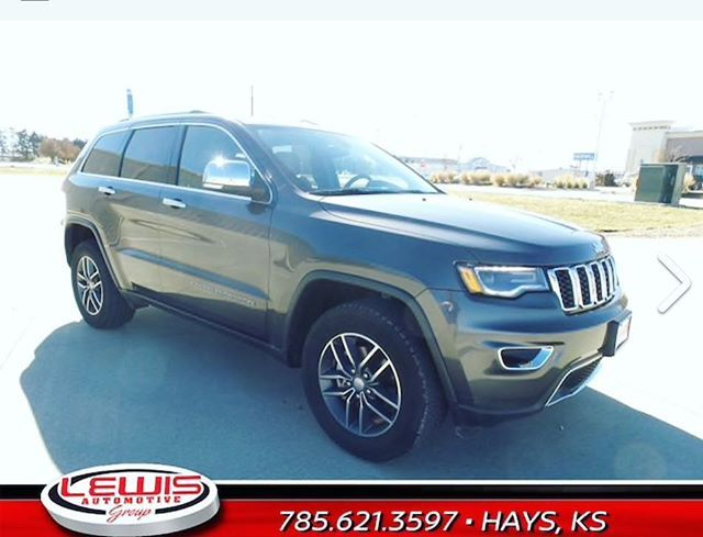 2017 Used Grand Cherokee Price 30 990 Jeep Grandcherokee
