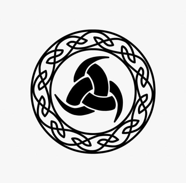 Wikinger-Symbole und ihre Bedeutung | Wikinger tattoo