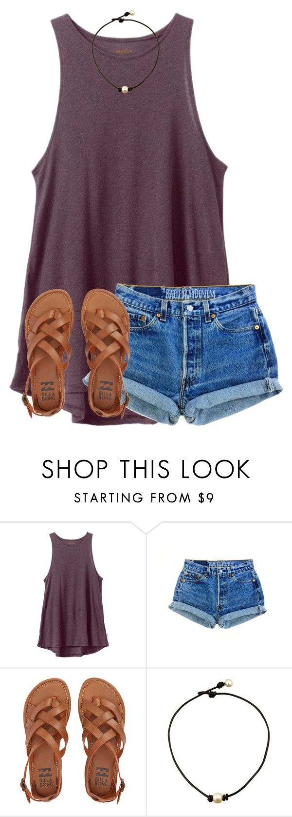 """Country tag!"" by ponyboysgirlfriend ❤ liked on Polyvore featuring RVCA, Levi's, Billabong, bathroom and country"