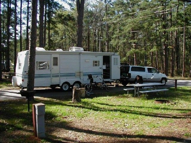 Military Campgrounds And RV Parks