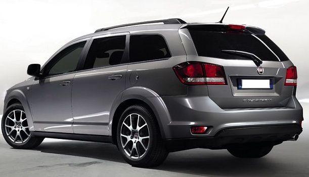2017 Fiat Freemont Design Interior, Exterior and Engine - New Car Rumors