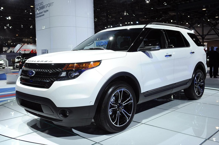 Ford Explorer Sport 2013 http://palmcoastford.com/Flagler-County/Dealer/New/Ford/Explorer/