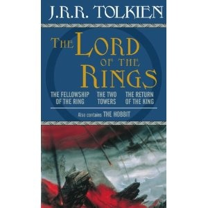 The Lord of the Rings series.