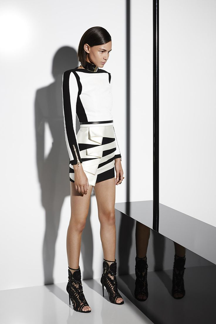 Balmain Resort 2015 – Vogue
