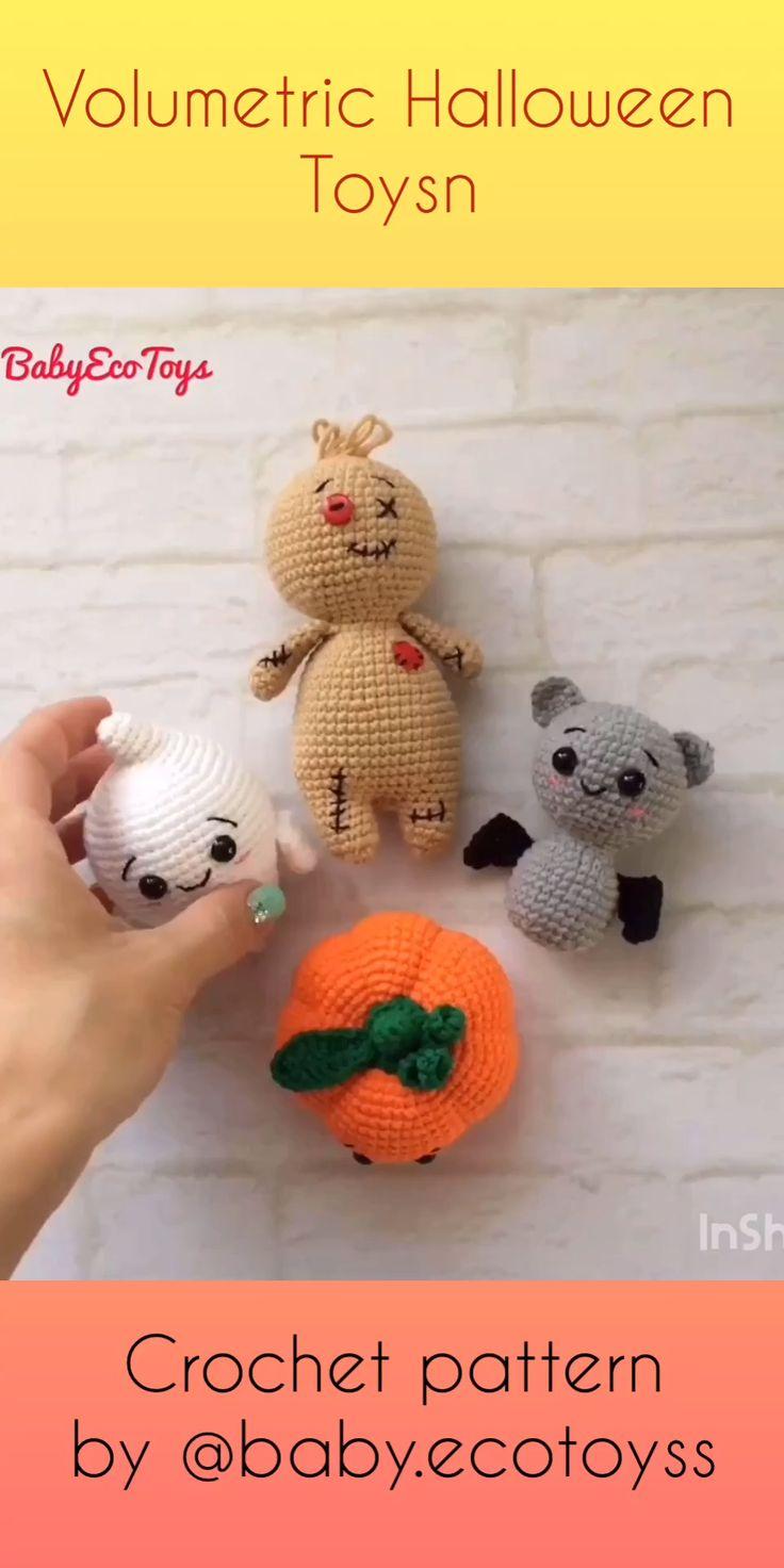 Knitting Toy Pattern - Fox Toy By Polushkabunny Knitting Toy