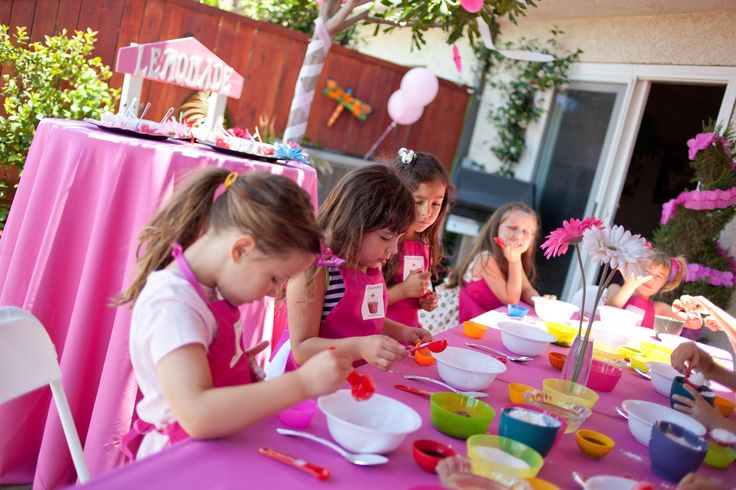In-home, from scratch Baking Birthday Parties for kids and teens in Los Angeles and the surrounding areas. Book your next birthday party with Baking with Melissa today!