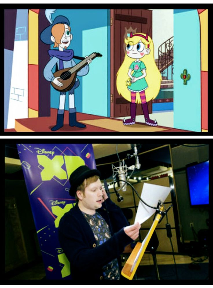 Patrick Stump as Ruberiot on Face The Music episode (Star vs. The Forces of Evil on Disney XD)