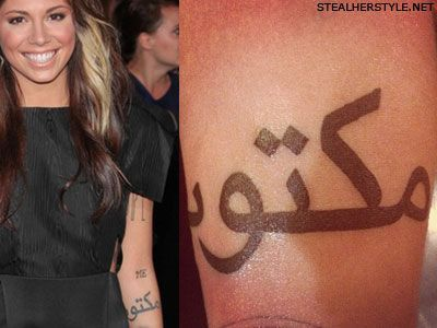 Image result for christina perri tattoos