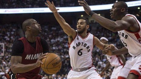 Raptors vs. Heat: Schedule & tale of the tape