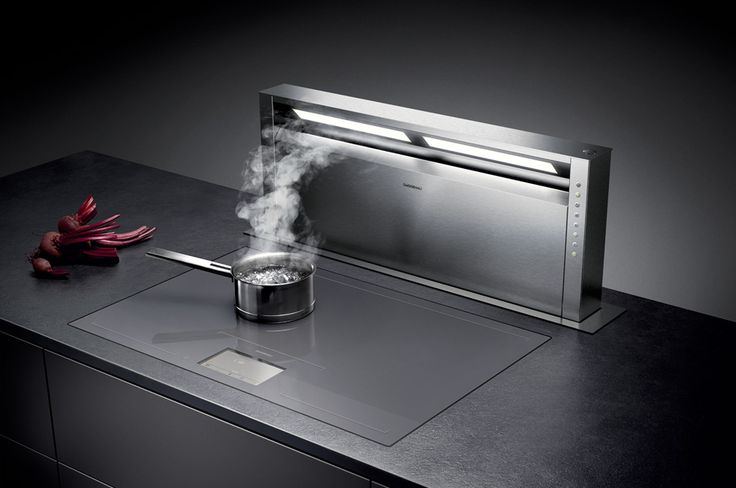 Gaggenau Extractor fan, wow, this would be perfect!