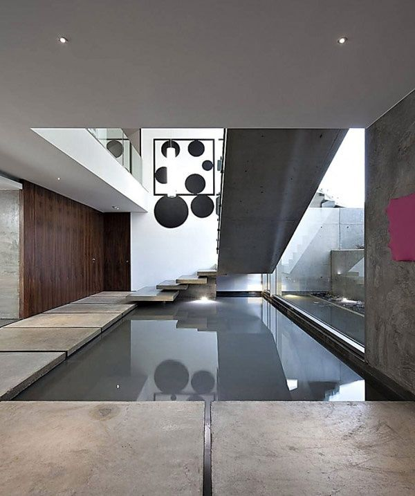 This Modern Minimalist House In Lagos, Portugal Is Built By Portuguese  Architecture Studio Mario Martins Atelier Between 2007 And Photo