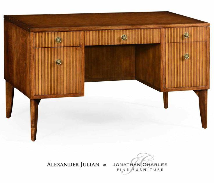 Shirting Stripe  editor s desk  hpmkt  jcfurniture  jonathancharles   Furniture  InteriorDesign. 20 best The Alexander Julian Collection images on Pinterest