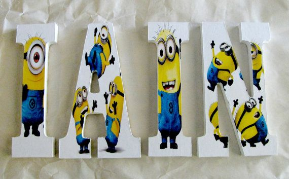 EXAMPLES: Despicable Me Minions. Minion Room DecorMinion ... - 17 Best Images About Carson's Bedroom Ideas On Pinterest Shops