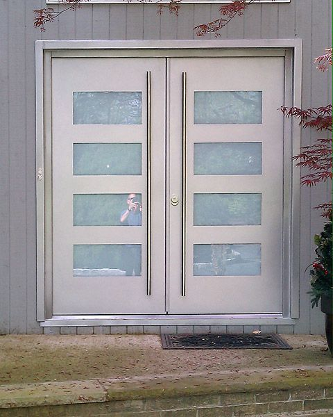Modern Exterior Metal Doors 33 best i need new front doors images on pinterest | front doors