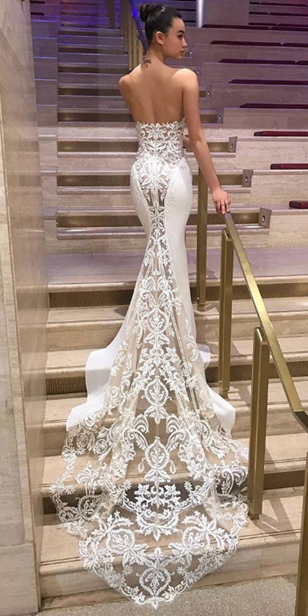 547c83096fc4 Modern Four Way Spandex & Organza Sweetheart Neckline Mermaid Wedding  Dresses With Lace Appliques