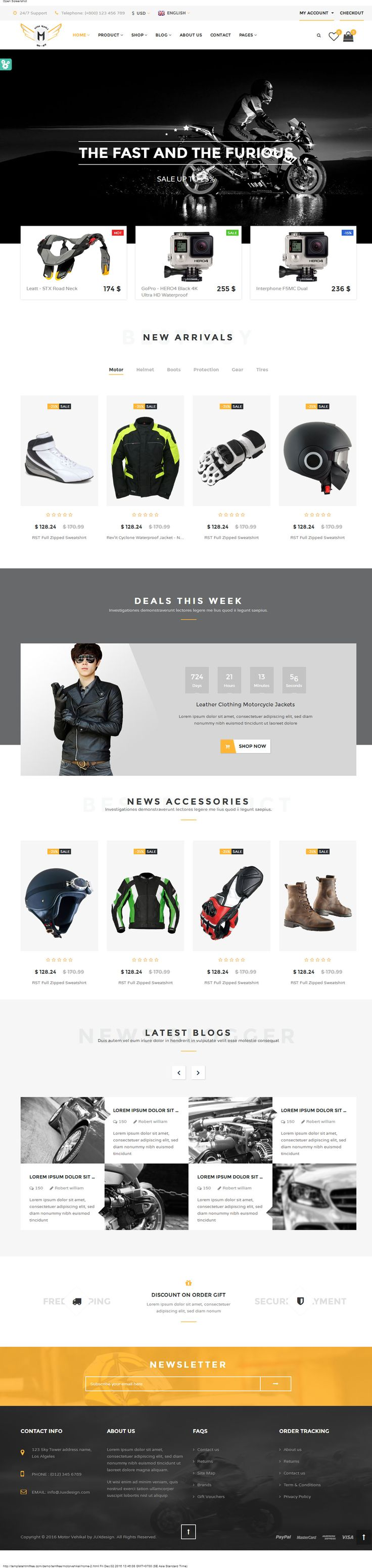 203 best Free HTML Templates images on Pinterest | Free html ...