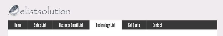 E-List Solution Inc. provides comprehensive pre-packaged and custom built Technology Users Mailing Lists. Avail our Technology User Email Database, Technology Users Email Directory to reach global Technology. SAP, ERP, CRM, PeopleSoft, Salesforce, IBM, Oracle, MS Dymamics, Microsoft Dynamics Users Mailng List. http://www.elistsolution.com/Technology-List.html