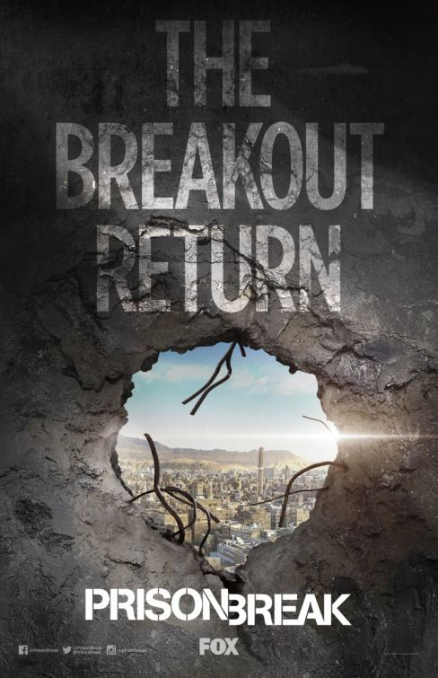 Click to View Extra Large Poster Image for Prison Break