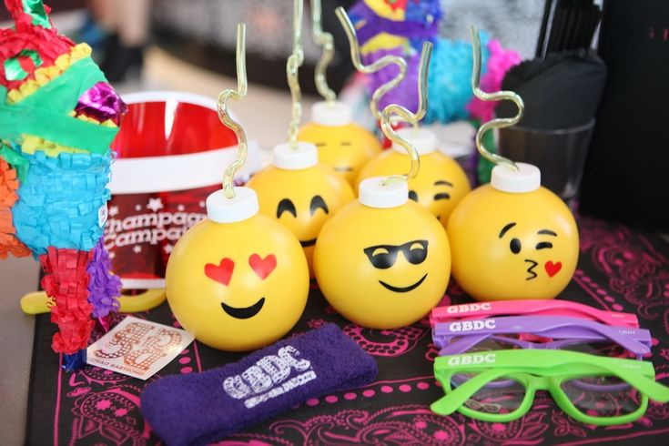 """Give the gift that truly shrieks #Vegas. Festive fashion? Check. Emoji bomb cups? Check. Be your own DJ at #GBDC or set off the #Bellagio fountains? Check and check, baby. And if you're lucky, that """"Beverly Hills, 90210"""" Dylan McKay doll we hid at Toy Shack might still be there."""