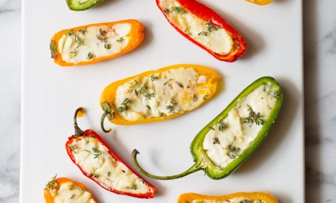 Just Stuff It! 10 Trending Recipes For StuffedPeppers from Relish; thanks for including my Low-Carb Stuffed Peppers with Turkey Italian Sausage, Ground Beef, and Mozzarella.
