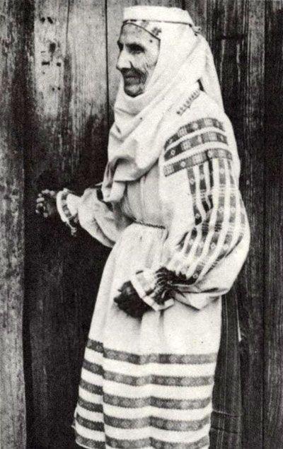 Belarusian folk dress - Kobryn District