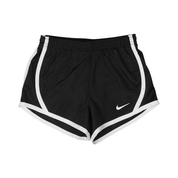 Nike Tempo Shorts Girls' Preschool (£14) ❤ liked on Polyvore featuring shorts, bottoms and sport shorts