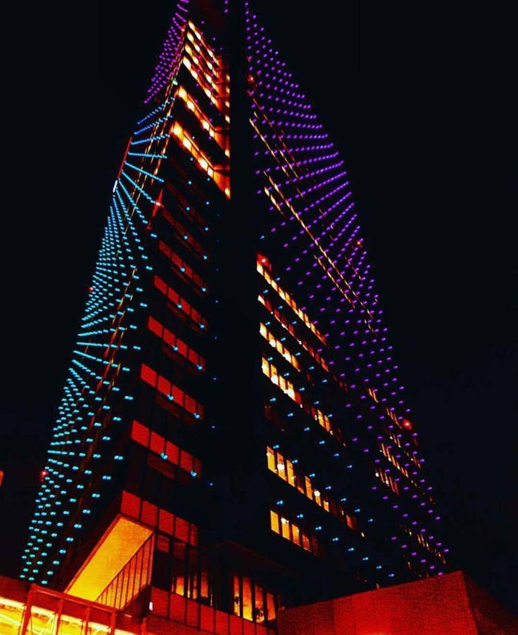 Vodafone Globalworth Tower Floreasca Bucharest Romania