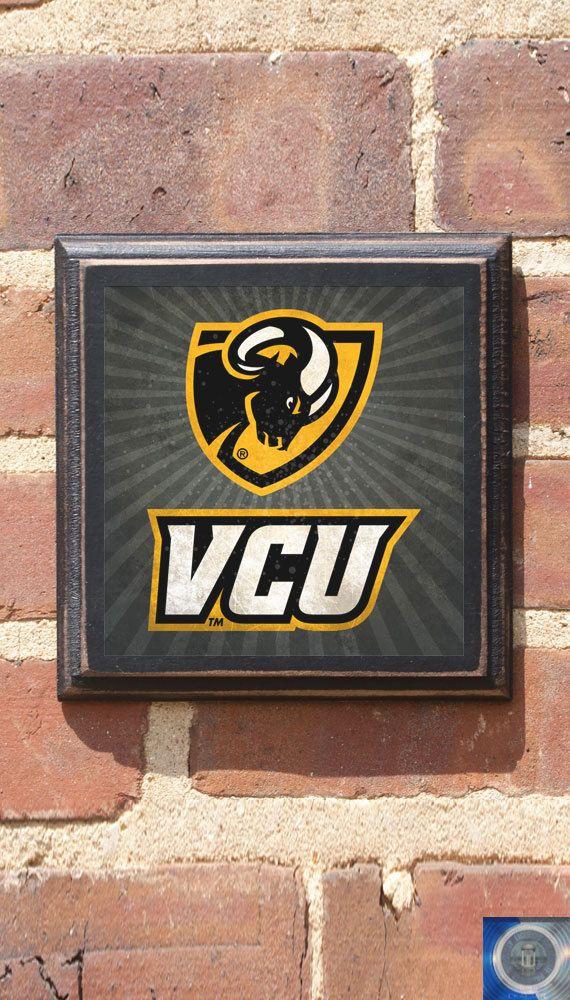 Virginia Commonwealth University VCU Rowdy Ram Club by CrestField