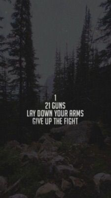 Day 12 of the 30DSC | A song you hate from a band | 21 Guns, Greenday - overplayed to the point of no return, unfortunately