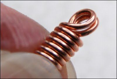 Boo's Jewellery: Tutorial: wrap your own cord ends