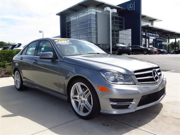Certified Pre-Owned 2014 Mercedes-Benz C-Class for Sale in Lakeland, FL – TrueCar