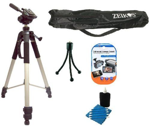 "SAVEoN Professional 72"" Super Strong Tripod With Deluxe Soft Carrying Case + Mini Tripod + LCD Screen Protectors + Camera Cleaning Kit For The Nikon D40, D40X, D60 Digital SLR Cameras Reviews - http://slrscameras.everythingreviews.net/7503/saveon-professional-72-super-strong-tripod-with-deluxe-soft-carrying-case-mini-tripod-lcd-screen-protectors-camera-cleaning-kit-for-the-nikon-d40-d40x-d60-digital-slr-cameras-reviews.html"