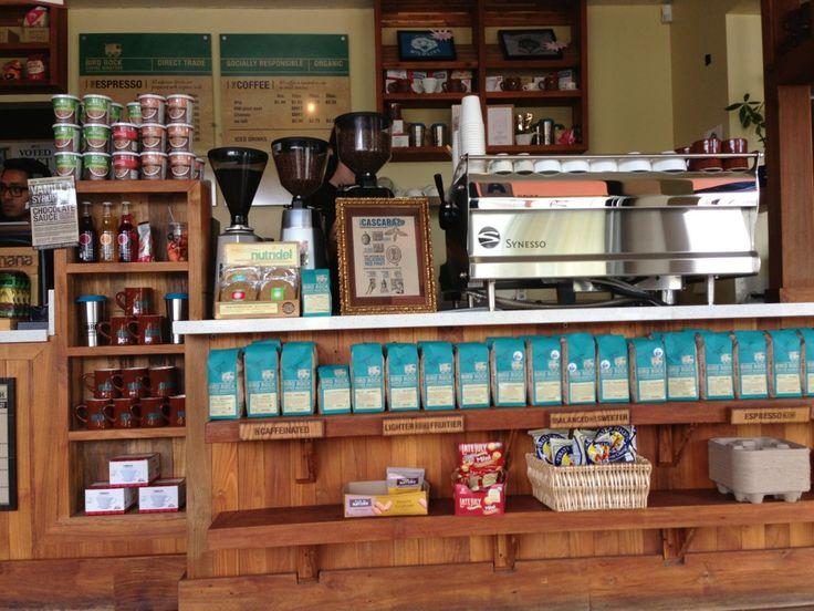 Bird Rock Coffee Roasters In La Jolla, CA