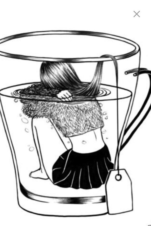 alone, art, black and white, cry, drawing, fashion, girl, love, sad, style, First Set on Favim.com