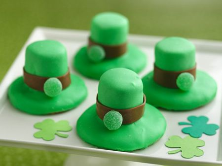 St. Patrick's Day recipes from Betty Crocker: This early spring day is the perfect occasion for hearty shepherd's pie, corned beef and cabbage, or potato soup. Cap it off with mint-chocolate brownies or leprechaun cookies as you toast St. Patrick for driving the snakes out of Ireland!