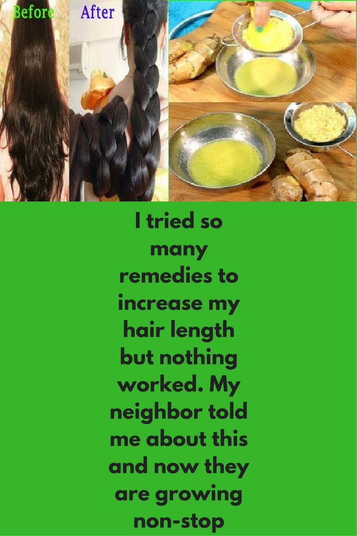 3 most effective remedies to increase hair growth super fast. If you are one of them, who try many things to increase hair length but despite of so many efforts hair length is fixed at one point, this...