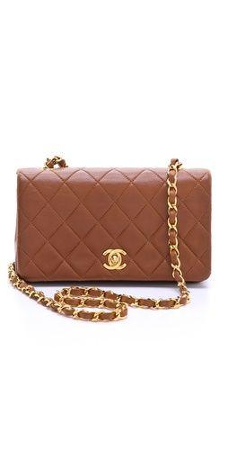 WGACA Vintage Vintage Chanel Classic Handbag