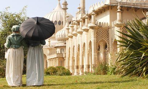 Royal Pavilion Gardens, Brighton