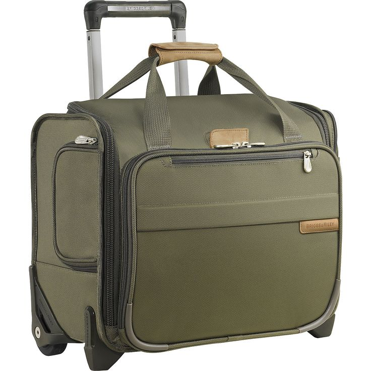 Briggs & Riley Baseline Rolling Cabin Bag - eBags.com