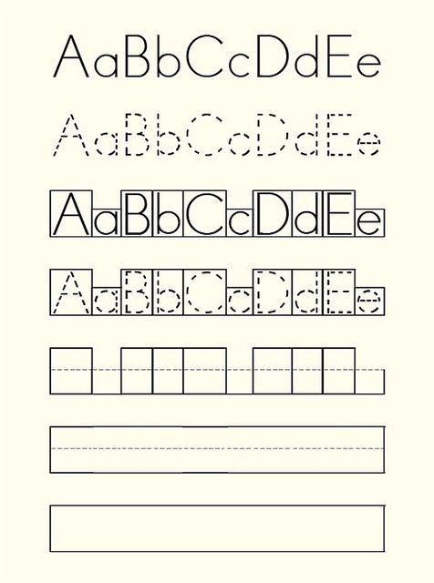 Box/ Block Font Set  This amazing collection of 8 box-fonts will help students quickly and easily acquire handwriting skills as they can learn letter form, shape, space, and proportion with ease. Teachers create handwriting practice lesson in seconds!