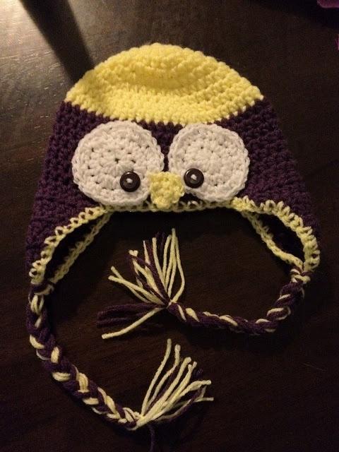 The Quirky Crafting Shmoogle Bean: Baby Bird Crochet Hat Pattern