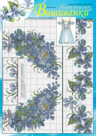 Beautiful embroidered dresses for your little princess. Enjoy, comment on these photos and post your ideas as well as order patterns or ready-made clothes with the cross stitch patterns you like at http://dianaplus.eu/