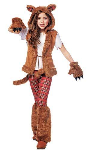 howloween tween girls costume