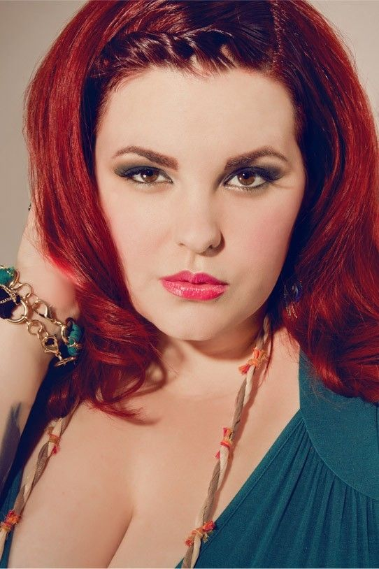 I Like The Idea Of Bright Red Hair But It Has Not Gone Well For Me In The Past Sexy Bbws Pinterest Hair Plus Size And Beauty